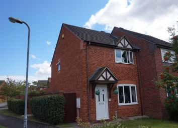 Thumbnail 2 bed end terrace house for sale in Weilerswist Drive, Leamington Spa