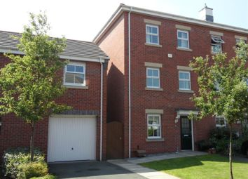 Thumbnail 4 bed town house for sale in Bridgewater Close, Frodsham, Cheshire