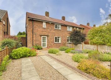 Thumbnail 3 bed semi-detached house for sale in Alford Road, Edwalton, Nottinghamshire
