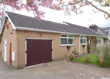 Thumbnail 2 bed detached bungalow for sale in Buxton Road, Congleton, Cheshire