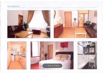 Thumbnail 1 bed flat to rent in Waverley Gardens, Glasgow