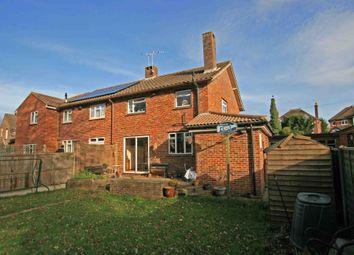 Thumbnail 3 bed semi-detached house for sale in Faversham Road, Ashford
