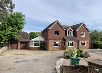 Thumbnail 5 bed detached house to rent in Moat Close, Chipstead, Sevenoaks
