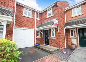 Thumbnail 3 bed terraced house for sale in Thrush Way, Winsford