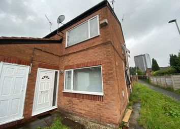 Thumbnail Flat for sale in Totland Close, Manchester