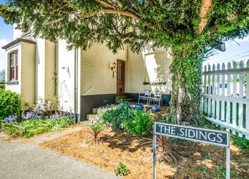 Thumbnail 2 bed flat for sale in The Sidings, Earsham, Bungay