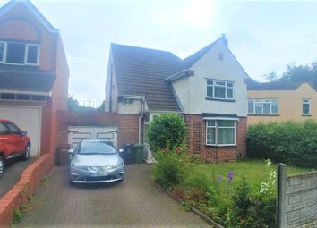 Thumbnail 3 bed detached house for sale in Walhouse Road, Walsall