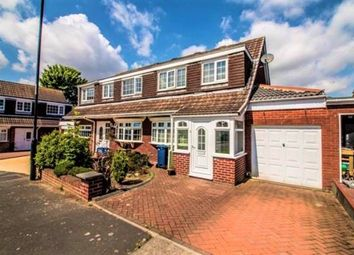 Thumbnail 3 bed semi-detached house for sale in Harland Way, Glebe, Washington