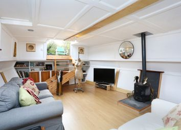 Thumbnail 2 bedroom houseboat for sale in Packet Boat Marina, Uxbridge