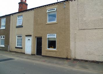 Thumbnail 2 bed town house to rent in Birkinstyle Lane, Shirland, Alfreton