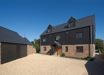 Thumbnail 5 bed detached house for sale in Wimborne Road, Tarrant Keyneston, Wimborne, Dorset