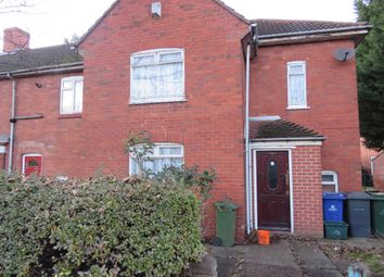Thumbnail 3 bed end terrace house for sale in Warmsworth Road, Balby, Doncaster