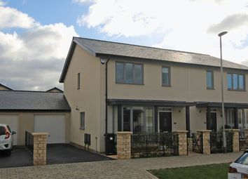 Thumbnail 3 bed semi-detached house for sale in Waller Gardens, Lansdown, Bath