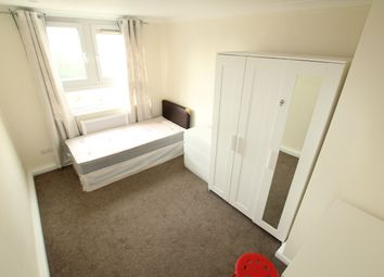 Thumbnail 4 bed shared accommodation to rent in Westferry Road, Docklands