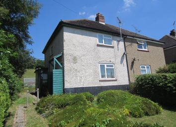 Thumbnail 3 bed semi-detached house for sale in Charlton Road, Singleton, Chichester