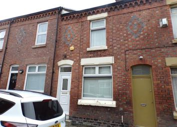 Thumbnail 2 bed terraced house for sale in Saker Street, Anfield, Liverpool, Merseyside