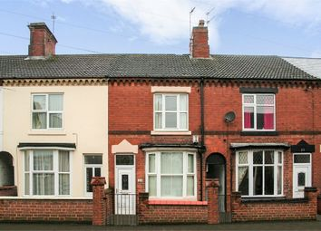Thumbnail 3 bed terraced house for sale in Forest Street, Shepshed, Loughborough, Leicestershire