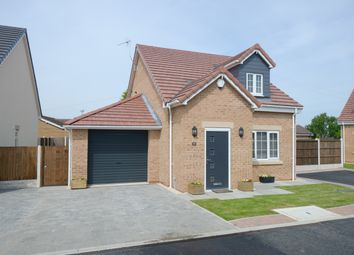 Thumbnail 3 bed detached bungalow for sale in Court View, Clowne, Chesterfield
