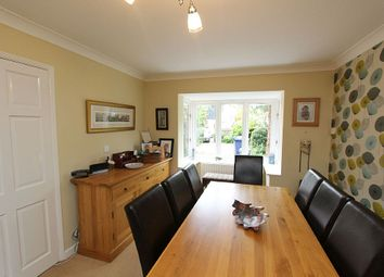 Thumbnail 4 bedroom detached house for sale in Manor Street, Wistow, Huntingdon, Cambridgeshire