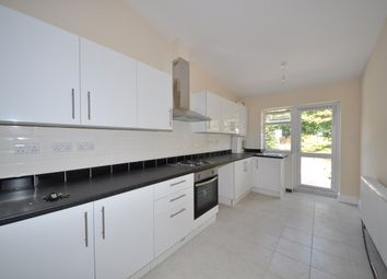 Thumbnail 4 bed terraced house to rent in Gants Hill Crescent, Ilford Essex