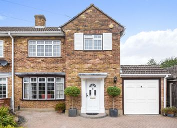 Thumbnail 3 bed semi-detached house for sale in Randalls Drive, Hutton, Brentwood