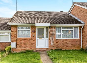Thumbnail 2 bedroom terraced bungalow for sale in Roche Way, Wellingborough