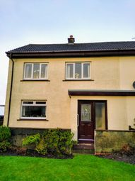Thumbnail 3 bed end terrace house for sale in Lochnell Road, Dunbeg