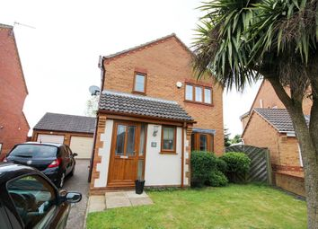 Thumbnail 3 bed detached house for sale in White Clover Road, Bradwell, Great Yarmouth
