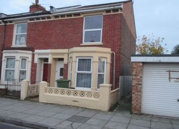 Thumbnail 3 bed terraced house to rent in Meon Road, Southsea