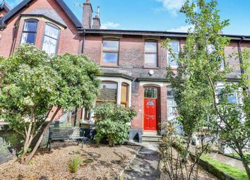 Thumbnail 4 bed terraced house for sale in Tottington Road, Bury, Greater Manchester, Lancs
