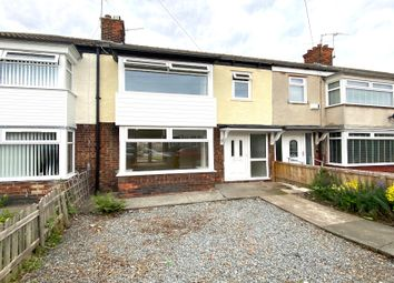 3 bed terraced house for sale in Oldstead Avenue, Hull HU6