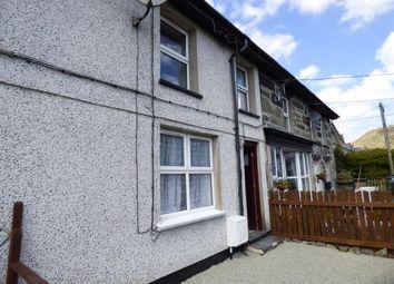 Thumbnail 2 bed semi-detached house for sale in Glan Y Pwll Road, Blaenau Ffestiniog, Gwynedd