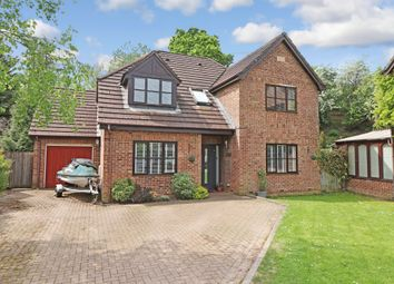 Thumbnail 4 bed detached house for sale in Crows Nest Lane, Boorley Green, Southampton, Hampshire