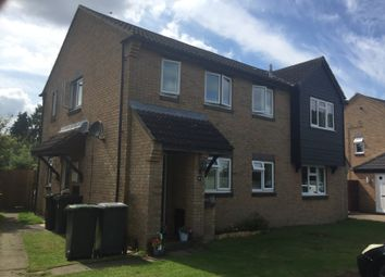 Thumbnail 1 bed flat to rent in Orchard Close, Biggleswade