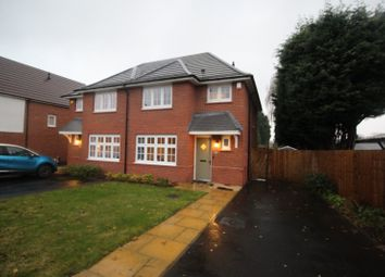 Thumbnail 3 bed semi-detached house for sale in Bill Thomas Way, Rowley Regis, West Midlands