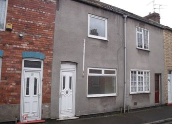 Thumbnail 2 bed terraced house to rent in Clinton Terrace, Gainsborough, Lincolnshire
