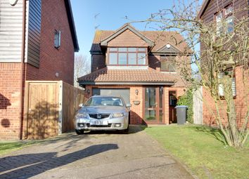Thumbnail 4 bedroom detached house for sale in Stratfield Park Close, Winchmore Hill