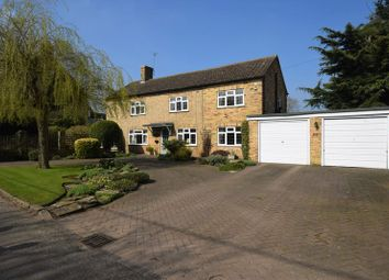 Thumbnail 4 bed detached house for sale in Tebworth Road, Wingfield, Leighton Buzzard
