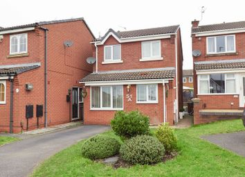 Thumbnail 3 bed detached house for sale in Silverstone Crescent, Packmoor