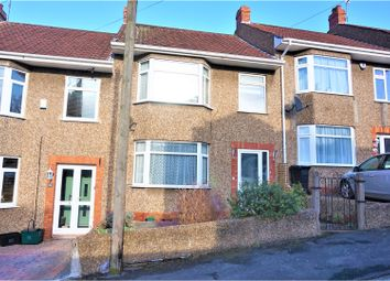 Thumbnail 3 bed terraced house for sale in Church Hill, Brislington