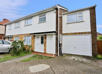 Thumbnail 5 bed semi-detached house for sale in Bellevue Road, Bexleyheath