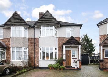 3 bed semi-detached house for sale in Croyde Close, Sidcup DA15