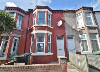 Thumbnail 2 bed terraced house for sale in Palatine Road, Wallasey