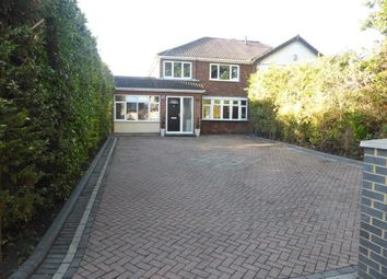 Thumbnail 4 bed semi-detached house for sale in Thundersley, Benfleet, Essex