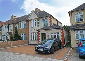 Thumbnail 3 bed end terrace house for sale in Rush Green Road, Rush Green, Romford