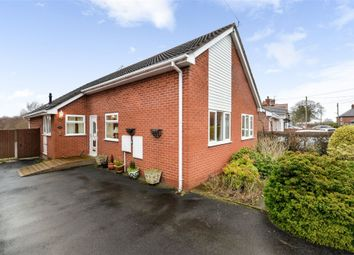 Thumbnail 3 bed detached bungalow for sale in Moorfields, Willaston, Nantwich, Cheshire