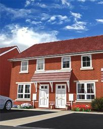 Thumbnail 2 bed terraced house for sale in Oakdale Close, Redditch, Worcestershire