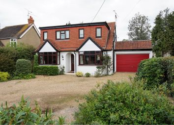 Thumbnail 4 bed detached house for sale in Watmore Lane, Wokingham