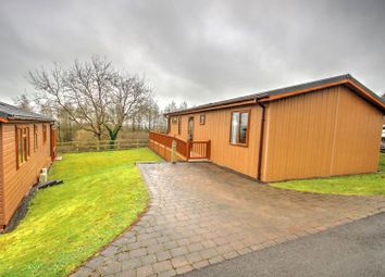 2 bed lodge for sale in Cheddar Woods Resort And Spa, Axbridge Road, Cheddar BS27