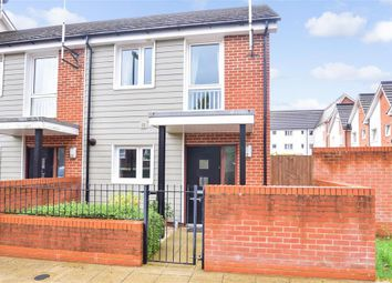 Thumbnail 2 bed end terrace house for sale in Plymouth Way, Haywards Heath, West Sussex